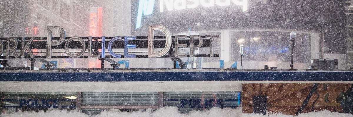 Ice & snow in the US. Photo byJahsie AultonUnsplash