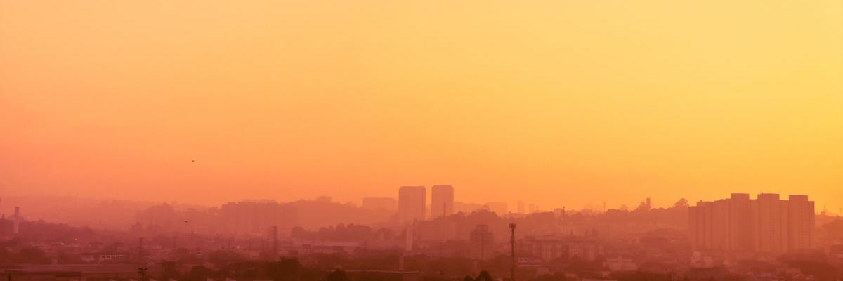 Heat haze ove Brazilian city Photo byIchioonUnsplash