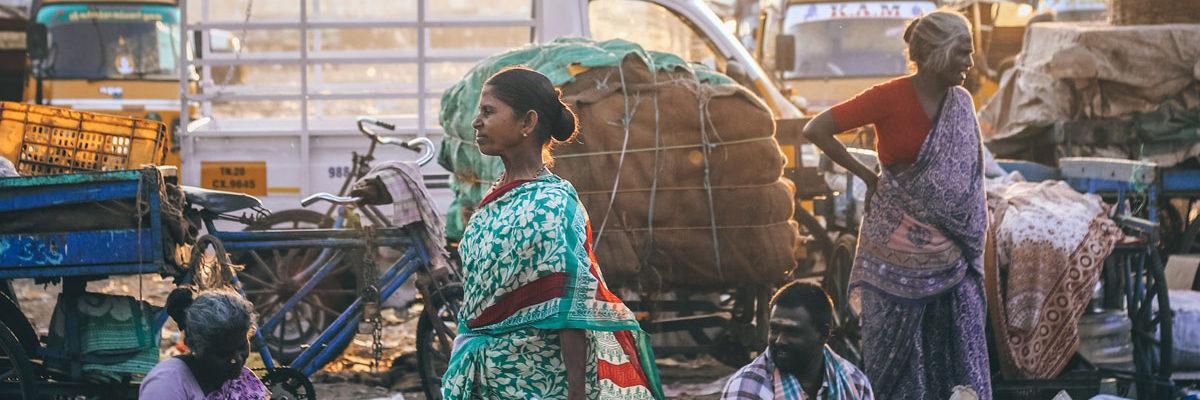 People in a heatwave, India Photo byPrashanth PinhaonUnsplash